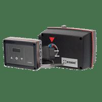 Ел.задвижка с вграден контролер ESBE CRA121 3F/4F