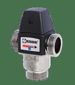 Термостатичен смесителен вентил за БГВ  ESBE VTA332 35-60°C 1″