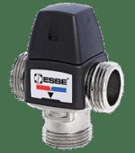 Термостатичен смесителен вентил за БГВ 32-49°C 3/4″ ESBE VTA362