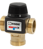Термостатичен смесителен вентил ESBE VTA372 20-55°C 1″