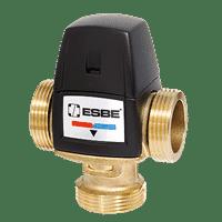 Tермостатичен смесителен вентил за БГВ ESBE VTS522 50-75°C 1 1/4″