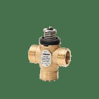 Трипътен линеен вентил за конвектори ESBE VLG132 1/2″