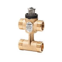 Линеен вентил за конвектори ESBE VLG142 3/4″ с байпас