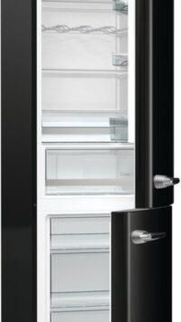 Комбиниран хладилник с фризер ORK192BK